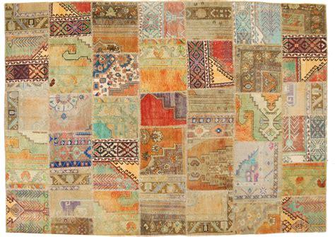 tappeti anatolici patchwork morandi tappeti