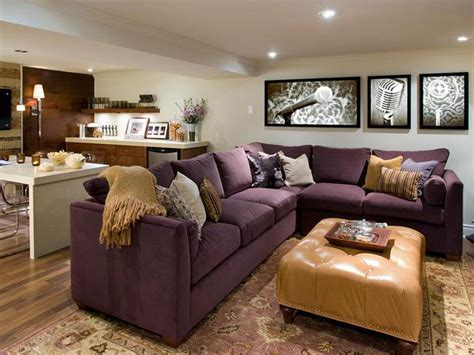 living room makeovers by candice modish purple sofa plans iroonie