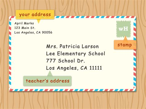 write  letter   teacher  sample letters