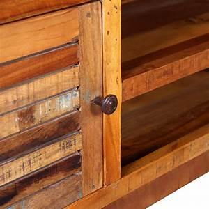 Couchtisch Recyceltes Holz : vidaxl tv schrank recyceltes holz 120 x 30 x 40 cm g nstig kaufen ~ Whattoseeinmadrid.com Haus und Dekorationen