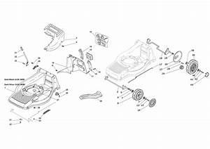 Mountfield Sp555 Spares Parts Diagrams Sp 555 2011