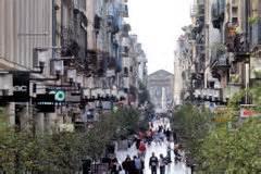 Rue De La Faiencerie Bordeaux : rue sainte catherine photos de la principale rue commer ante de bordeaux ~ Nature-et-papiers.com Idées de Décoration