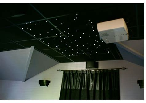 fiber optic led ceiling tiles for drop ceiling