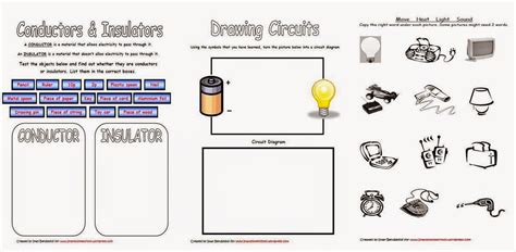 iman s home school electricity circuits worksheet bundle