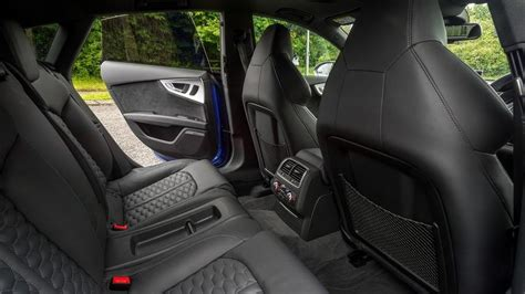 audi rs sportback spied interior  price youtube