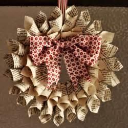 diy weihnachtsdeko basteln weihnachtskranz basteln 32 inspirierende bastelideen für weihnachten