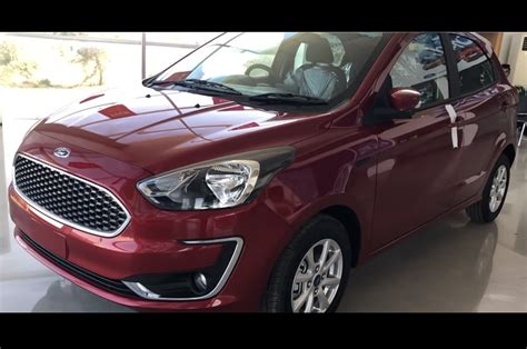 ford figo facelift key details revealed autocar india