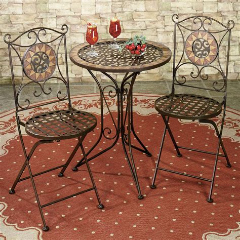 Sandria Bistro Table And Chairs