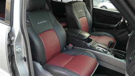 Best Quality Leather Seat Covers For 2003-2009 4runner