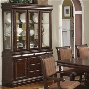 cherry kitchen cabinet china cabinets buffets servers wilcox furniture 2145