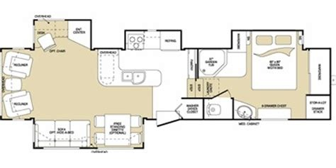 2008 Montana 5th Wheel Floor Plans by 2008 Keystone Rv 2008 Keystone Reviews Prices And Specs