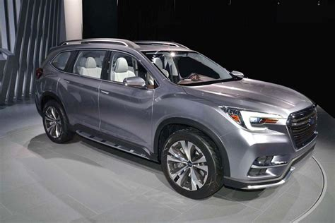 2019 Subaru Outback Review Limited Length Spirotourscom