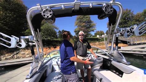 Boating Magazine Boat Tests by Mastercraft X30 Boating World Magazine Boat Test