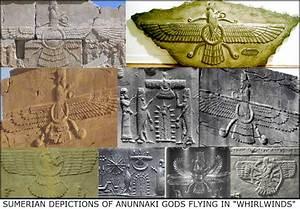 UFO mania: The Anunnaki Gods of Sumer