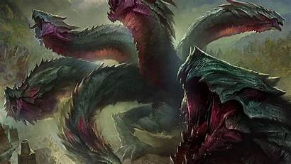 Hydra Magic Gathering Wallpapers Artwork Wallpaperaccess Velinov