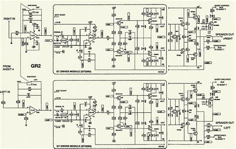 dbx crossover wiring diagram house speakers wire diagram