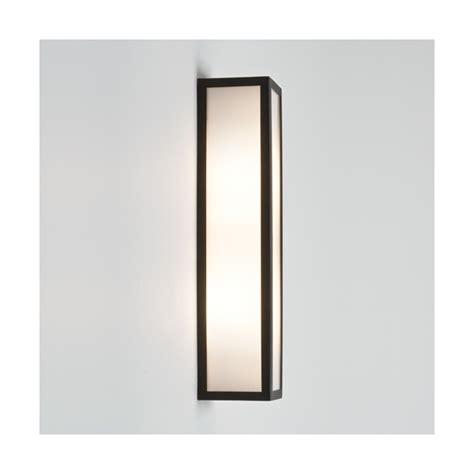 astro 0848 salerno 2 light outdoor wall light