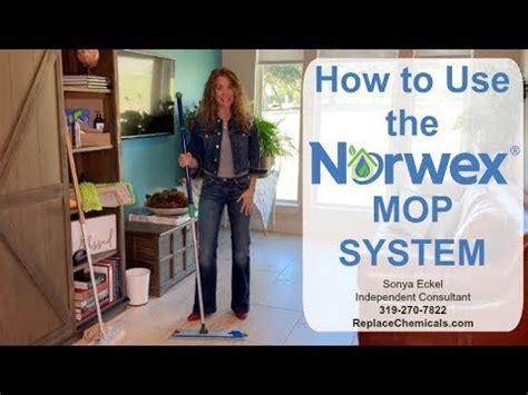norwex mop     youtube