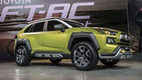 2019 Toyota Rav4 Redesign And Spy Shots  Suvs & Trucks