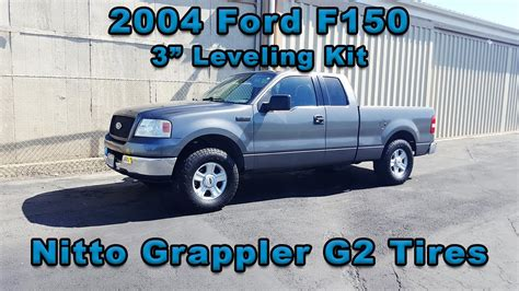 ford   leveling kit clean affordable lift