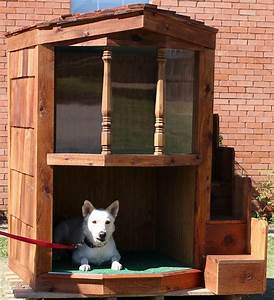 15 amazing dog houses home design garden architecture for 2 dog dog houses