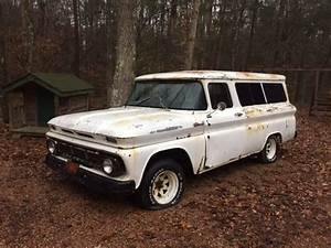 1962 Chevy Suburban Carryall For Sale  Photos  Technical