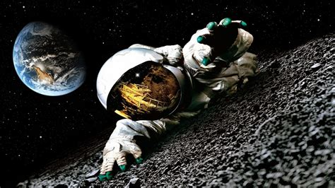 outer space movies moon earth astronauts science fiction