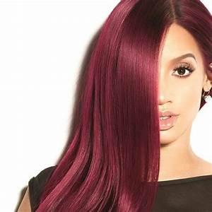 Acheter Coloration Rouge Framboise : balayage rouge cerise ~ Melissatoandfro.com Idées de Décoration