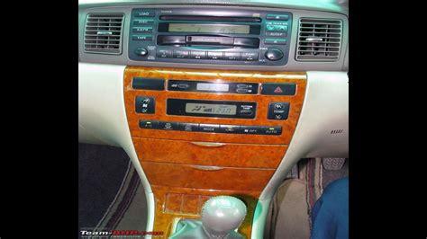 toyota corolla center dashboard comparment door
