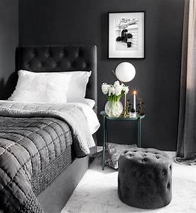 22, Best, Black, Bedroom, Ideas, And, Designs, For, 2020