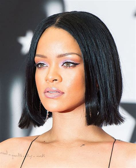 stylish rihanna bob haircuts short hairstyles