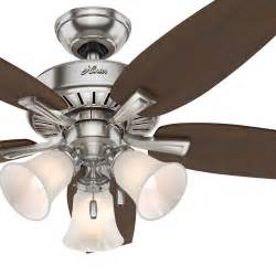 Special hunter ceiling fan light kit inch brushed
