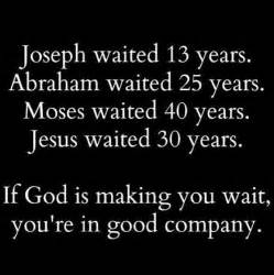 God and Patience Quotes