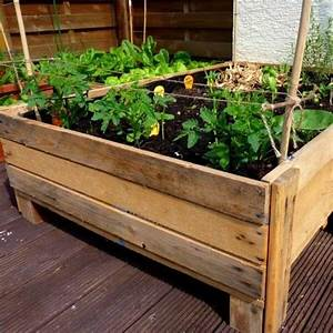 15, Amazing, Diy, Recycled, Pallet, Planter, Boxes