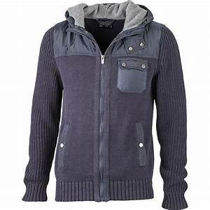 Veste Pour Froid Extreme : veste en tricot capuche grand froid pour homme 5 c 23 f ~ Melissatoandfro.com Idées de Décoration
