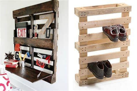 riciclo pedane in legno tutte le idee per riciclare i pallet in modo originale
