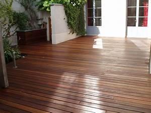 Terrasse En Ipe : terrasses en bois ~ Premium-room.com Idées de Décoration