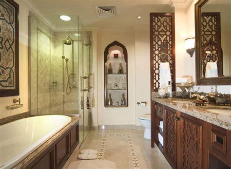 Modern Moroccan Bathroom Design by Moroccan Bathroom Zar Studio
