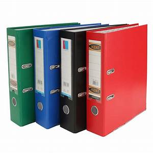 a4 large 75mm lever arch file folder ring binder metal With large document file folders