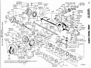 Ford F 250 Front Suspension Parts Diagram