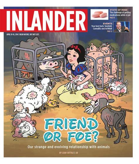 Inlander 04/10/2014 by The Inlander Issuu