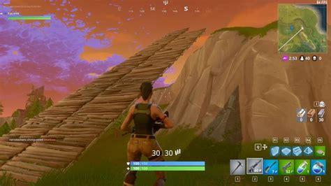 building  advanced players   win fortnite