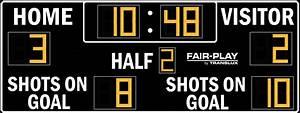 SC 8120 2 Fair Play Scoreboards