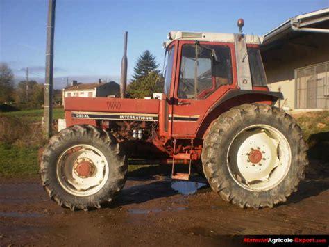 siege tracteur agricole vendu ih 955xl tracteur agricole d occasion