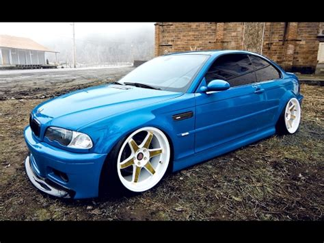 BMW E46 Tuning (WOW) - YouTube
