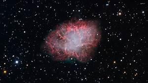 Crab Nebula wallpaper - Space wallpapers - #9117