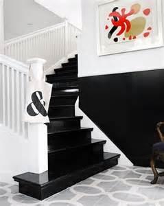 Escalier Bois Peint Noir by Escalier Peint 16 Id 233 Es Peinture Escalier Bricobistro