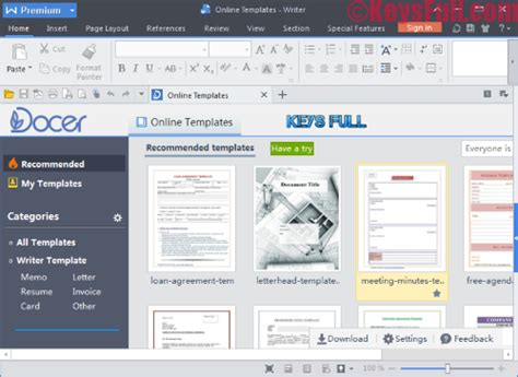 Wps Office Premium 10.2.0 Crack + Patch Free Download