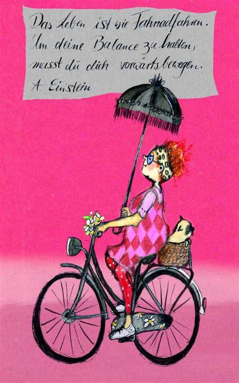 fahrradfahren humorvolle sprueche lebensweisheiten