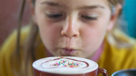 Women 65 to 77 who drank about 18 ounces of coffee daliy. Is caffeine actually bad for kids?